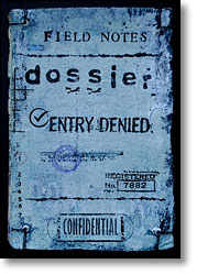 Mixed Media Dossier