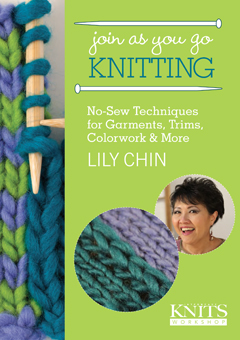 Join as You Go Knitting