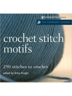 Crochet Stitch Motifs (Harmony Guide) book