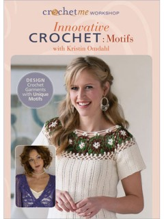 Innovative Crochet: Motifs DVD