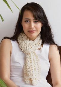 8 Free Crochet Scarf Patterns
