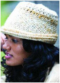 6 Free Crochet Hat Patterns