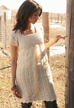 babydoll dress by amy oneill hauk