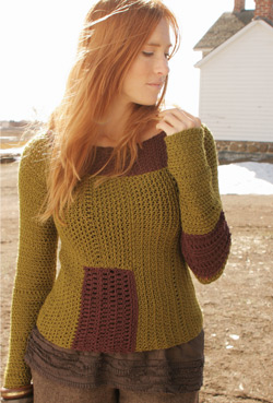 I'm a Convert Sweater from Crochet Me