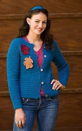 Blue Ridge Cardigan