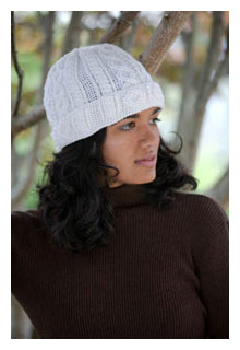 Stone Path Crochet Hat Pattern