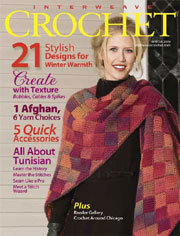 Interweave Crochet Winter 2009