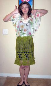 Cowslip Skirt