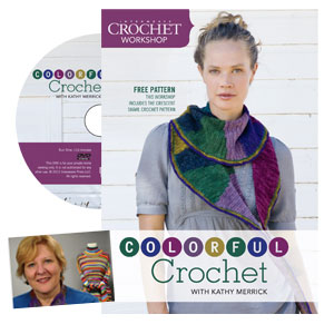 crochet in color DVD