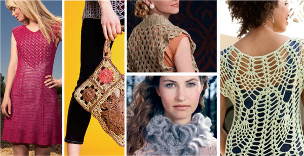 2012 interweave crochet patterns