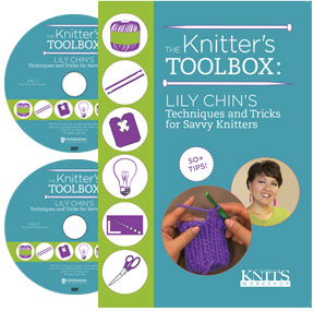 lily chins knitters DVD