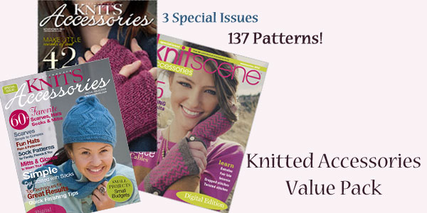 knitted accessories value pack