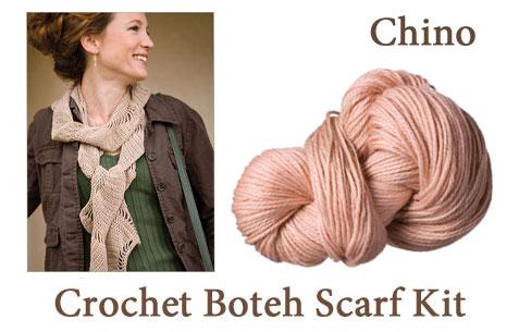 chino boteh scarf kit