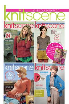 knitscene 2012 CD