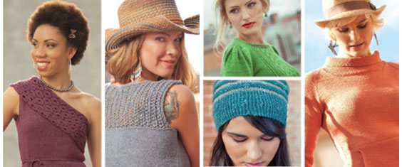 knitscene 2012 project montage