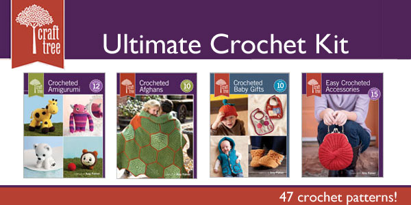 craft tree ultimate crochet kit