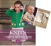 knits sweaters for baby eBook