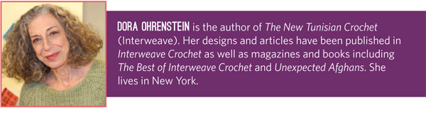 about dora ohrenstein