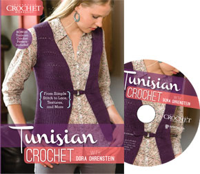 tunisian crochet DVD
