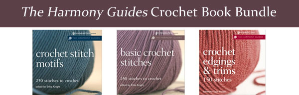harmony guide crochet bundle
