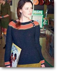 pluto pullover
