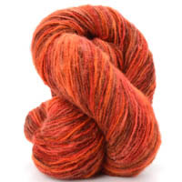 fall foliage tranquility yarn