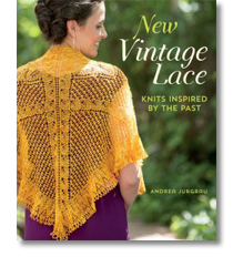 Nereid Knitted Lace Shawl Kits