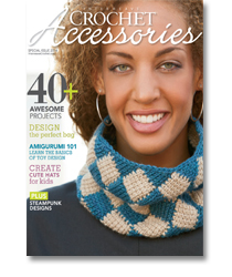 Crochet Accessories 2010-2014 Collection
