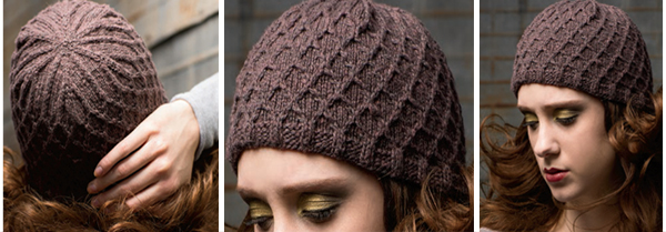 Dauphine Knitted Hat Kit