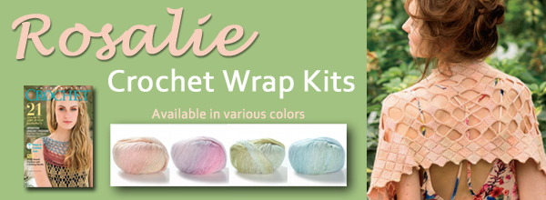 Rosalie Crochet Wrap Kits