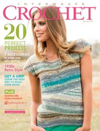 interweave crochet spring