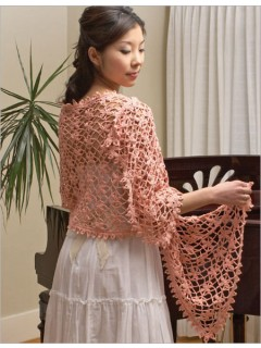 Bouquet Shawl