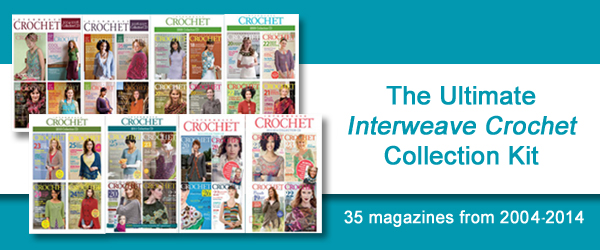 interweave crochet cd collection kit