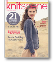 Knitscene Magazine
