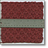 Stitch Gauge