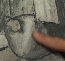 charcoal-artist
