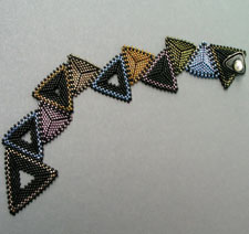 Get expert techniques to bead-weave!