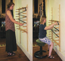 using-a-warping-board