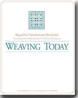 Create Beautiful Handwoven Blankets