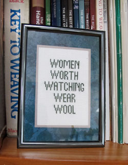 Women Worth Watching Wear Wool