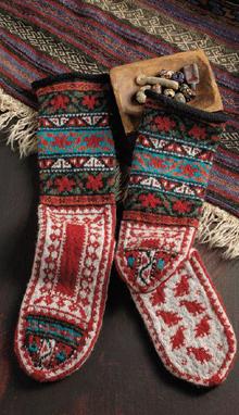 Priscilla's Socks