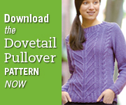 dovetail pullover pattern