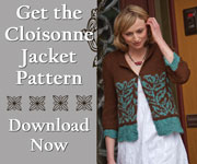 Cloisonne Jacket side ad