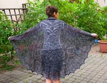 pi shawl two