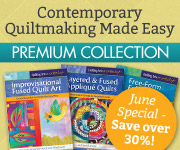Contemporary Quiltmaking Made Easy