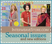 Crochet Magazines from Interweave!