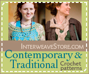 Crochet Patterns from Interweave!