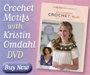 Buy Innovative Crochet: Motifs - Click Here