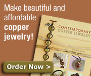 Buy Contemporary Copper Jewelry - Click Here