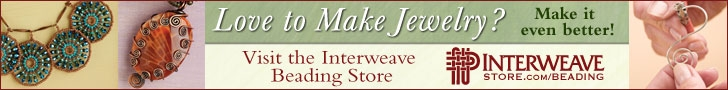Visit the Interweave online Jewelry Store - Click Here